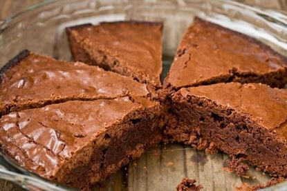 """Picture of 10"""" Brownie"""